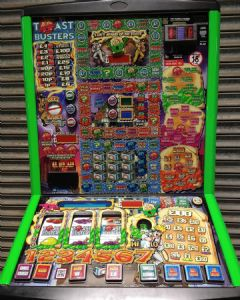 Toast Busters - Latest £100 Jackpot Pub Fruit Machine  **REDUCED**